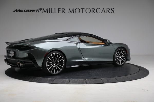 Used 2021 McLaren GT LUXE for sale Call for price at Alfa Romeo of Westport in Westport CT 06880 8