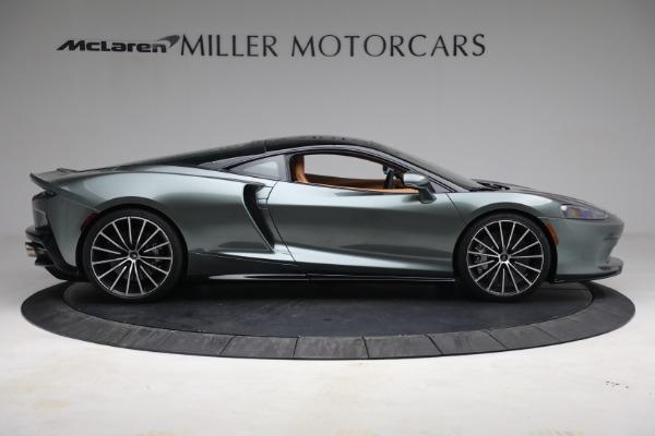 Used 2021 McLaren GT LUXE for sale Call for price at Alfa Romeo of Westport in Westport CT 06880 9