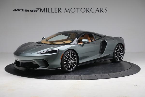 New 2021 McLaren GT LUXE for sale $214,005 at Alfa Romeo of Westport in Westport CT 06880 1