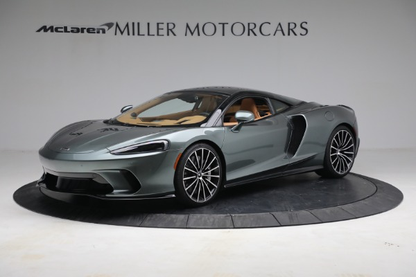 Used 2021 McLaren GT LUXE for sale Call for price at Alfa Romeo of Westport in Westport CT 06880 1