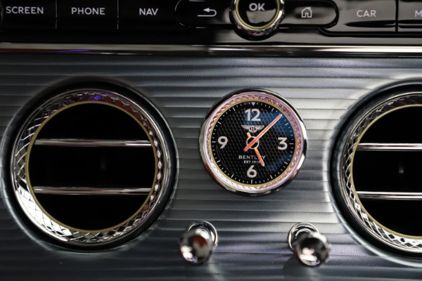 Used 2020 Bentley Continental GT First Edition for sale Call for price at Alfa Romeo of Westport in Westport CT 06880 28