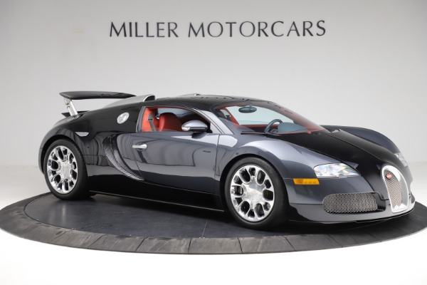 Used 2008 Bugatti Veyron 16.4 for sale Call for price at Alfa Romeo of Westport in Westport CT 06880 13