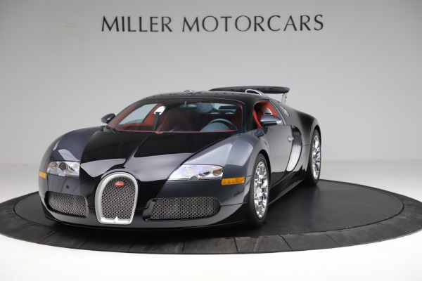 Used 2008 Bugatti Veyron 16.4 for sale Call for price at Alfa Romeo of Westport in Westport CT 06880 2