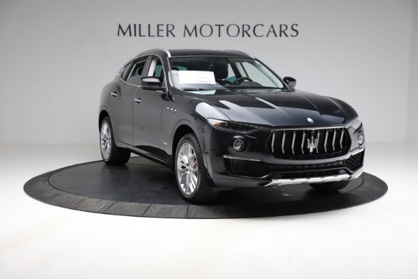 New 2021 Maserati Levante S Q4 GranLusso for sale $100,949 at Alfa Romeo of Westport in Westport CT 06880 11