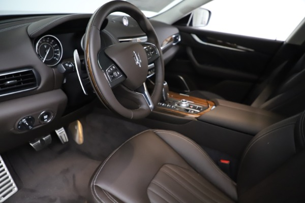 New 2021 Maserati Levante S Q4 GranLusso for sale $100,949 at Alfa Romeo of Westport in Westport CT 06880 13