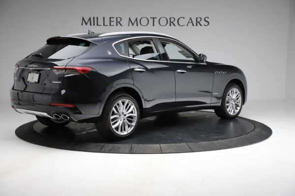 New 2021 Maserati Levante S Q4 GranLusso for sale $100,949 at Alfa Romeo of Westport in Westport CT 06880 8