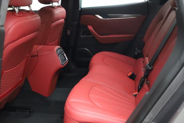 New 2021 Maserati Levante S Q4 GranLusso for sale $105,549 at Alfa Romeo of Westport in Westport CT 06880 18