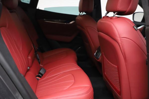 New 2021 Maserati Levante S Q4 GranLusso for sale $105,549 at Alfa Romeo of Westport in Westport CT 06880 22