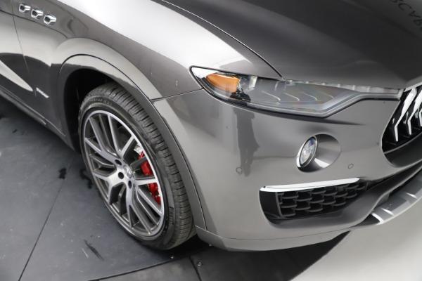 New 2021 Maserati Levante S Q4 GranLusso for sale $105,549 at Alfa Romeo of Westport in Westport CT 06880 25