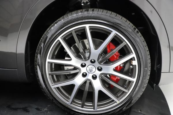 New 2021 Maserati Levante S Q4 GranLusso for sale $105,549 at Alfa Romeo of Westport in Westport CT 06880 26