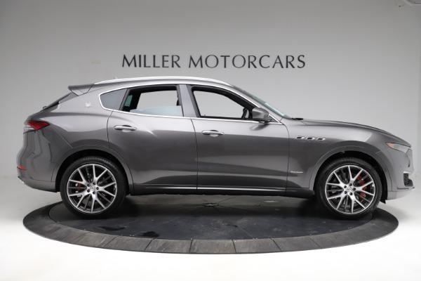 New 2021 Maserati Levante S Q4 GranLusso for sale $105,549 at Alfa Romeo of Westport in Westport CT 06880 9