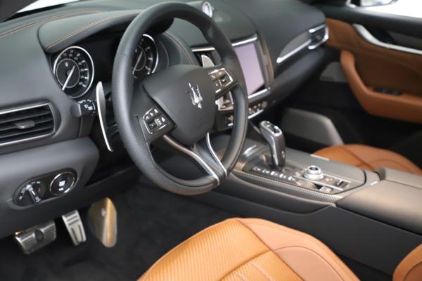 New 2021 Maserati Levante S Q4 GranSport for sale $114,485 at Alfa Romeo of Westport in Westport CT 06880 13