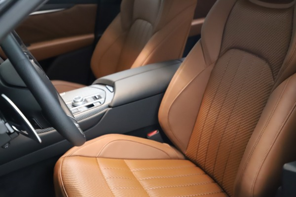 New 2021 Maserati Levante S Q4 GranSport for sale $114,485 at Alfa Romeo of Westport in Westport CT 06880 15