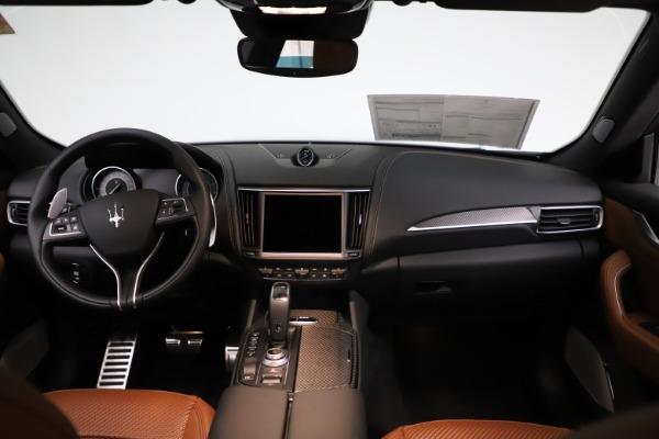 New 2021 Maserati Levante S Q4 GranSport for sale $114,485 at Alfa Romeo of Westport in Westport CT 06880 16