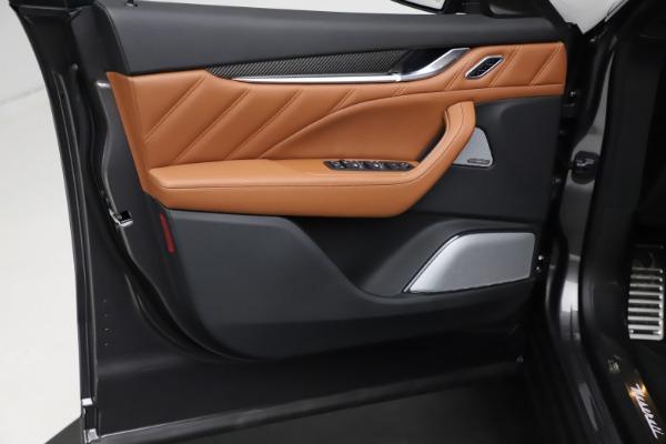 New 2021 Maserati Levante S Q4 GranSport for sale $114,485 at Alfa Romeo of Westport in Westport CT 06880 17