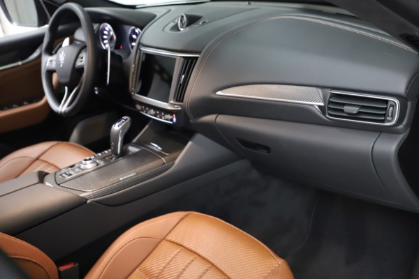 New 2021 Maserati Levante S Q4 GranSport for sale $114,485 at Alfa Romeo of Westport in Westport CT 06880 18