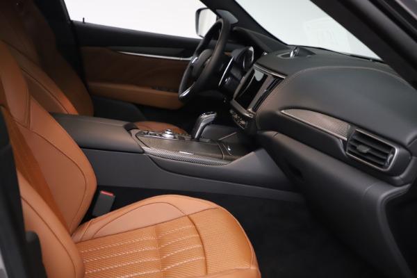 New 2021 Maserati Levante S Q4 GranSport for sale $114,485 at Alfa Romeo of Westport in Westport CT 06880 19