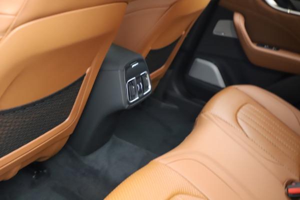 New 2021 Maserati Levante S Q4 GranSport for sale $114,485 at Alfa Romeo of Westport in Westport CT 06880 20