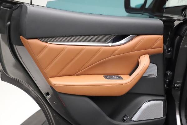 New 2021 Maserati Levante S Q4 GranSport for sale $114,485 at Alfa Romeo of Westport in Westport CT 06880 22