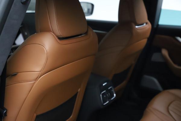 New 2021 Maserati Levante S Q4 GranSport for sale $114,485 at Alfa Romeo of Westport in Westport CT 06880 23