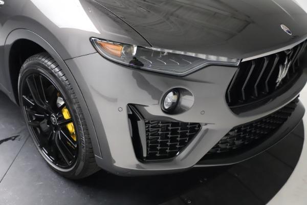 New 2021 Maserati Levante S Q4 GranSport for sale $114,485 at Alfa Romeo of Westport in Westport CT 06880 25