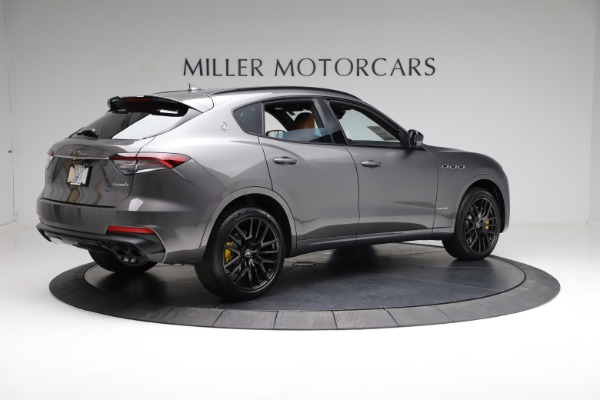 New 2021 Maserati Levante S Q4 GranSport for sale $114,485 at Alfa Romeo of Westport in Westport CT 06880 8