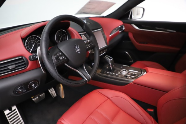 New 2021 Maserati Levante Q4 GranSport for sale $96,235 at Alfa Romeo of Westport in Westport CT 06880 12