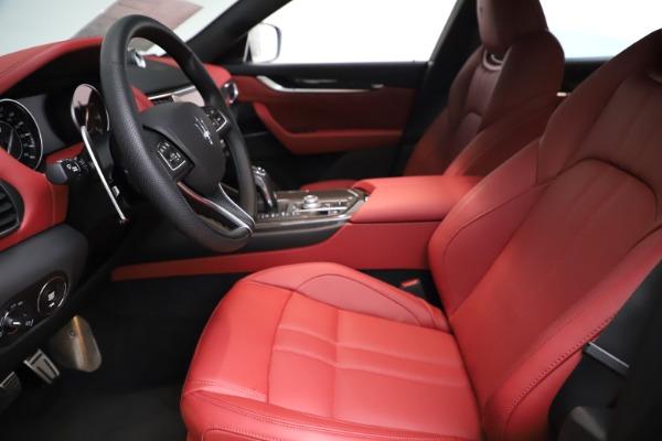 New 2021 Maserati Levante Q4 GranSport for sale $96,235 at Alfa Romeo of Westport in Westport CT 06880 13