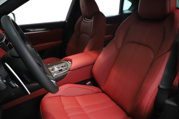 New 2021 Maserati Levante Q4 GranSport for sale $96,235 at Alfa Romeo of Westport in Westport CT 06880 14