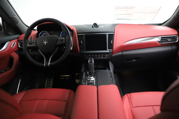 New 2021 Maserati Levante Q4 GranSport for sale $96,235 at Alfa Romeo of Westport in Westport CT 06880 15