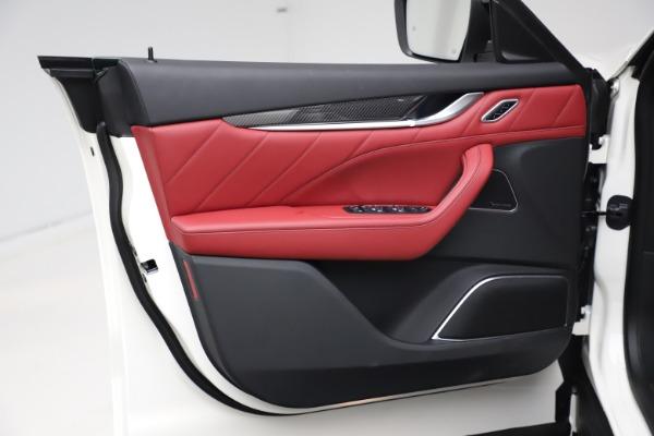 New 2021 Maserati Levante Q4 GranSport for sale $96,235 at Alfa Romeo of Westport in Westport CT 06880 16