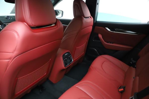 New 2021 Maserati Levante Q4 GranSport for sale $96,235 at Alfa Romeo of Westport in Westport CT 06880 17