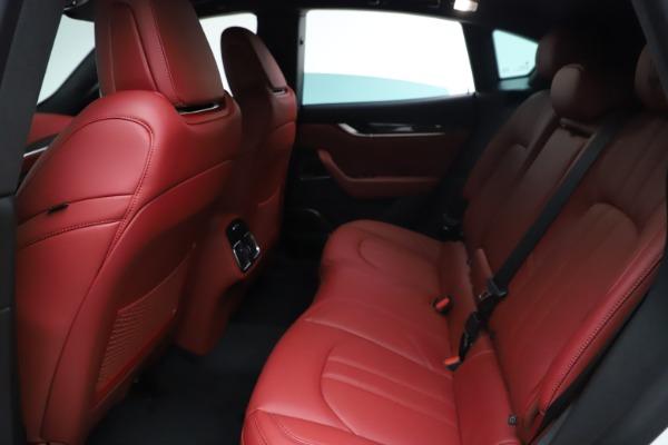 New 2021 Maserati Levante Q4 GranSport for sale $96,235 at Alfa Romeo of Westport in Westport CT 06880 18