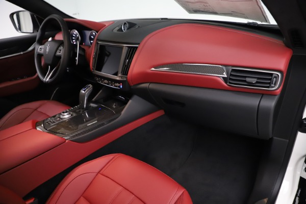 New 2021 Maserati Levante Q4 GranSport for sale $96,235 at Alfa Romeo of Westport in Westport CT 06880 20