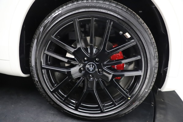 New 2021 Maserati Levante Q4 GranSport for sale $96,235 at Alfa Romeo of Westport in Westport CT 06880 25