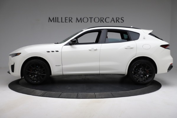 New 2021 Maserati Levante Q4 GranSport for sale $96,235 at Alfa Romeo of Westport in Westport CT 06880 3
