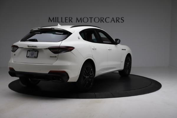New 2021 Maserati Levante Q4 GranSport for sale $96,235 at Alfa Romeo of Westport in Westport CT 06880 7