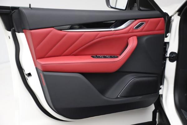 New 2021 Maserati Levante Q4 for sale $91,089 at Alfa Romeo of Westport in Westport CT 06880 17