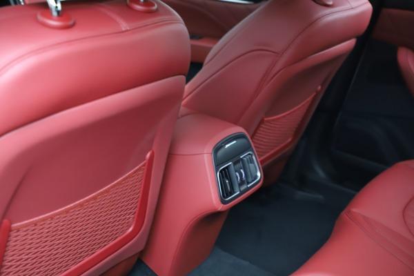 New 2021 Maserati Levante Q4 for sale $91,089 at Alfa Romeo of Westport in Westport CT 06880 18