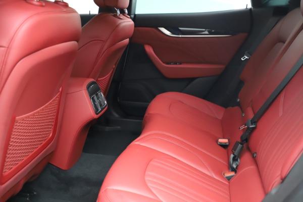 New 2021 Maserati Levante Q4 for sale $91,089 at Alfa Romeo of Westport in Westport CT 06880 19