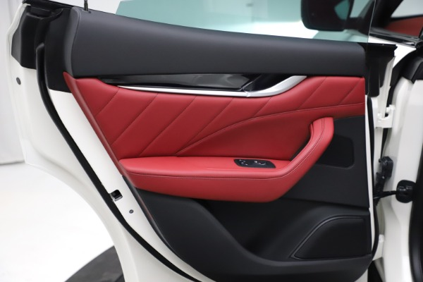 New 2021 Maserati Levante Q4 for sale $91,089 at Alfa Romeo of Westport in Westport CT 06880 20