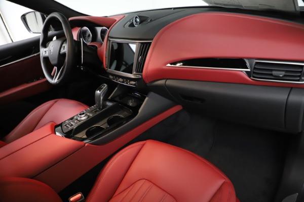 New 2021 Maserati Levante Q4 for sale $91,089 at Alfa Romeo of Westport in Westport CT 06880 21