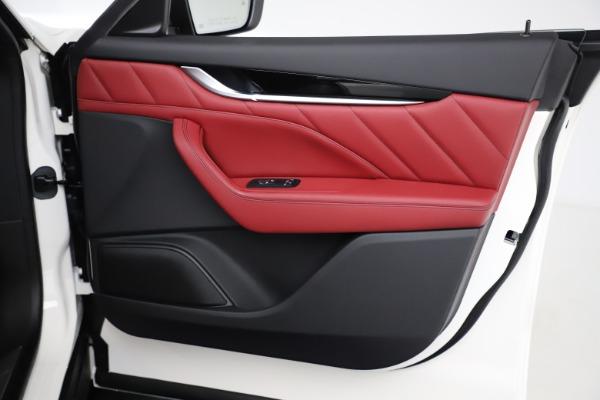 New 2021 Maserati Levante Q4 for sale $91,089 at Alfa Romeo of Westport in Westport CT 06880 22