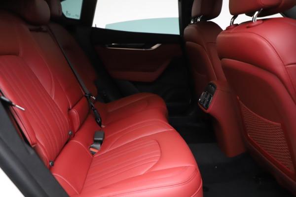 New 2021 Maserati Levante Q4 for sale $91,089 at Alfa Romeo of Westport in Westport CT 06880 23