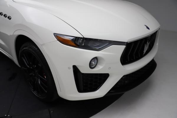 New 2021 Maserati Levante Q4 for sale $91,089 at Alfa Romeo of Westport in Westport CT 06880 25