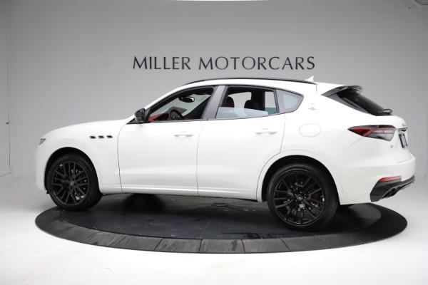 New 2021 Maserati Levante Q4 for sale $91,089 at Alfa Romeo of Westport in Westport CT 06880 3