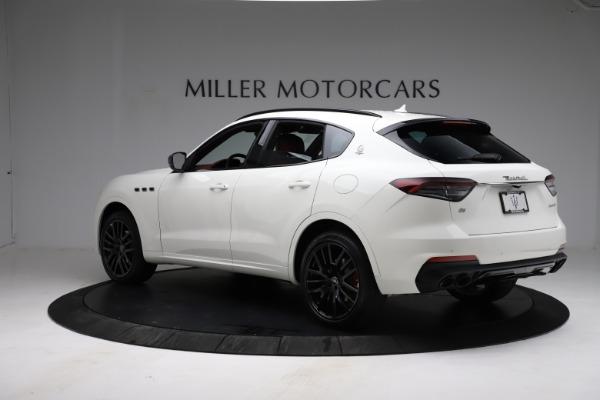 New 2021 Maserati Levante Q4 for sale $91,089 at Alfa Romeo of Westport in Westport CT 06880 4