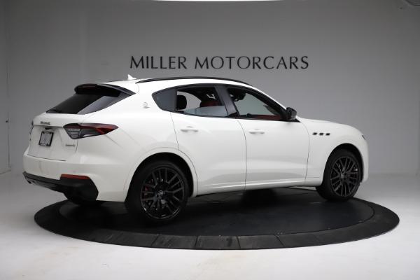 New 2021 Maserati Levante Q4 for sale $91,089 at Alfa Romeo of Westport in Westport CT 06880 8