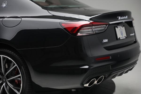 New 2021 Maserati Quattroporte S Q4 for sale $119,589 at Alfa Romeo of Westport in Westport CT 06880 14