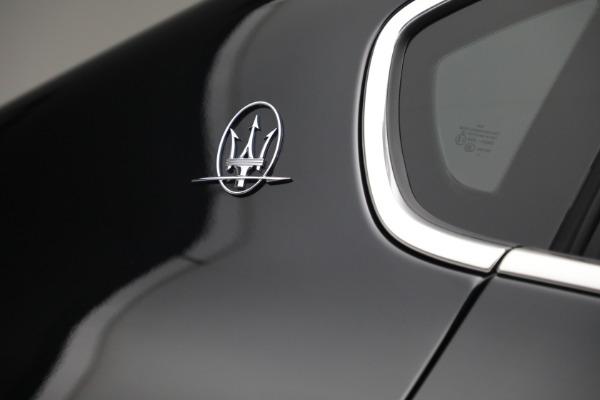 New 2021 Maserati Quattroporte S Q4 for sale $119,589 at Alfa Romeo of Westport in Westport CT 06880 15